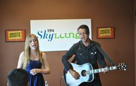 Oh Honey performs in the Y94 SkyLounge  11