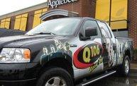 Q106 at Applebee's - Charlotte (6-24-14) 16