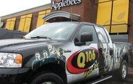 Q106 at Applebee's - Charlotte (6-24-14) 15