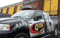 Q106 at Applebee's - Charlotte (6-24-14) 15