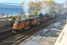 BNSF rail company
