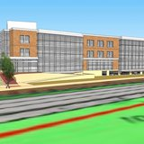 Fargo City Hall design
