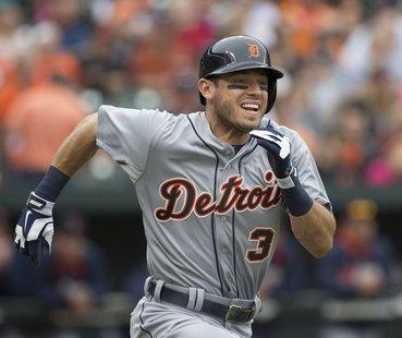 Detroit Tigers 2B Ian Kinsler