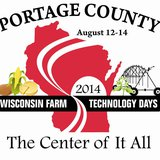 2014 Farm Technology Days - Portage County logo