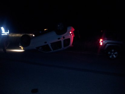 6-25 crash photo 1 provided by Vigo County Sheriff