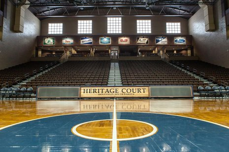 Heritage Court at the Pentagon. Courtesy: Sanford Pentagon