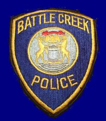 Battle creek Police Department.