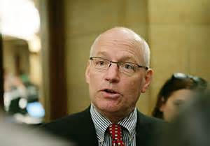 Minnesota Revenue Commissioner Myron Frans