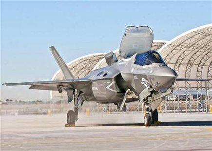 F-35B (Reuters)