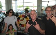 Q106 at Kia of Lansing (6-28-14) 13