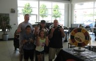 Q106 at Kia of Lansing (6-28-14) 11