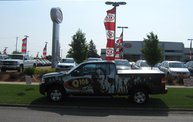Q106 at Kia of Lansing (6-28-14) 8