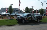 Q106 at Kia of Lansing (6-28-14) 7