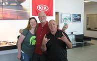 Q106 at Kia of Lansing (6-28-14) 4