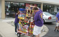 Q106 at Phantom Fireworks (6-28-14): Cover Image