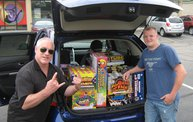 Q106 at Phantom Fireworks (6-28-14) 19