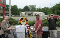 Q106 at Phantom Fireworks (6-28-14) 18