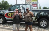 Q106 at Phantom Fireworks (6-28-14) 17