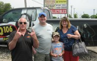 Q106 at Phantom Fireworks (6-28-14) 15