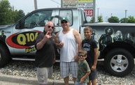 Q106 at Phantom Fireworks (6-28-14) 14