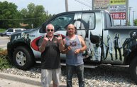 Q106 at Phantom Fireworks (6-28-14) 13