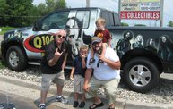 Q106 at Phantom Fireworks (6-28-14) 12