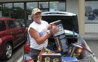 Q106 at Phantom Fireworks (6-28-14) 10