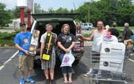 Q106 at Phantom Fireworks (6-28-14) 8