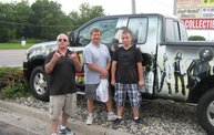 Q106 at Phantom Fireworks (6-28-14) 2