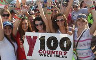 50 Cool Pictures from Y100's Country USA 28
