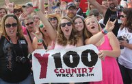 50 Cool Pictures from Y100's Country USA 26