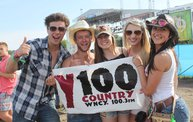50 Cool Pictures from Y100's Country USA 22