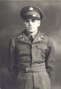 Army Corporal Cletus R. Lies