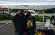Q106 at Phantom Fireworks (6-30-14) 7