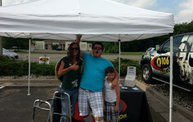 Q106 at Phantom Fireworks (6-30-14) 3