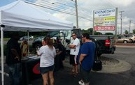 Q106 at Phantom Fireworks (6-30-14) 1