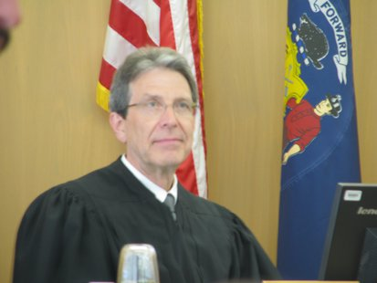 Judge Thomas Eagon
