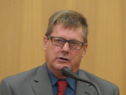 Scott Rifleman, Portage County Coroner