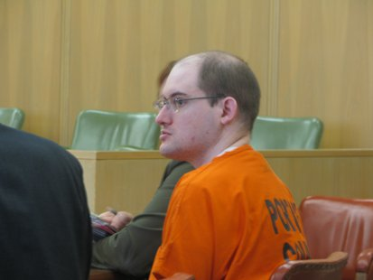 Andrew Pray in court