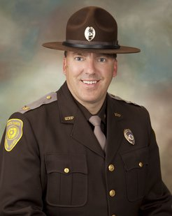 Colonel Jim Prochniak retires from the N.D. State Patrol