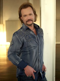 Country music star Travis Tritt