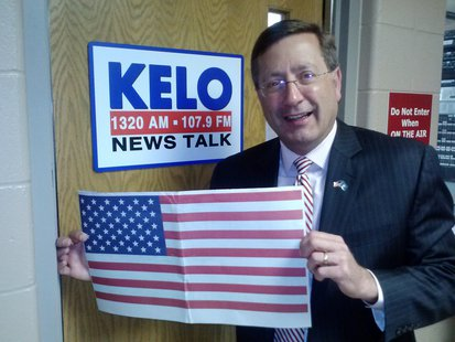 Mayor Mike Huether invites all of Sioux Falls to an all day Fourth of July celebration. (kelo am)