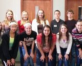 2013-2014 Branch County Community Foundation Youth Advisory Committee