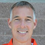 Hope College men's basketball coach Greg Mitchell (photo courtesy Hope College)
