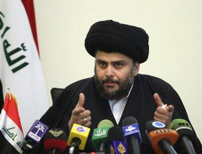 Moqtada al-Sadr (Reuters)