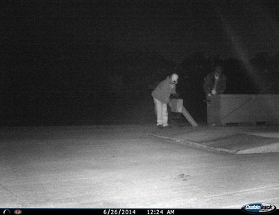 Clay Co. copper thieves caught on surveillance footage