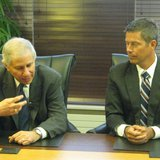 FDIC Chairman Martin Gruenberg and Congressman Sean Duffy