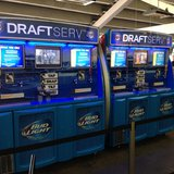 Self-Service beer vending machines have been installed at Target Field just in time for the MLB All-Star Game. Image courtesy: Minneapolis Star-Tribune