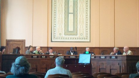 City Commission debates ballot issues Monday night.