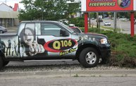 Q106 at Phantom Fireworks (7-2-14) 23